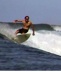 Kauai Surf Warrior