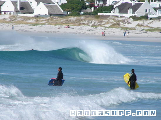 Surfing In Cape Town South Africa