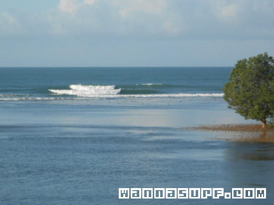 Skippers front - Surfing in Tanzania, Tanzania - WannaSurf, surf spots atlas, surfing photos, maps, GPS location