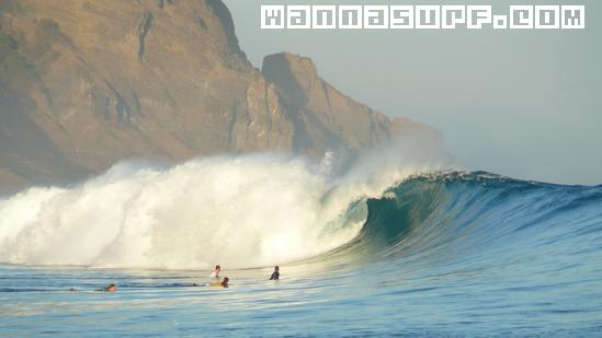 Sumbawa Indonesia  city photos gallery : Scar reef Surfing in Sumbawa, Indonesia WannaSurf, surf spots ...