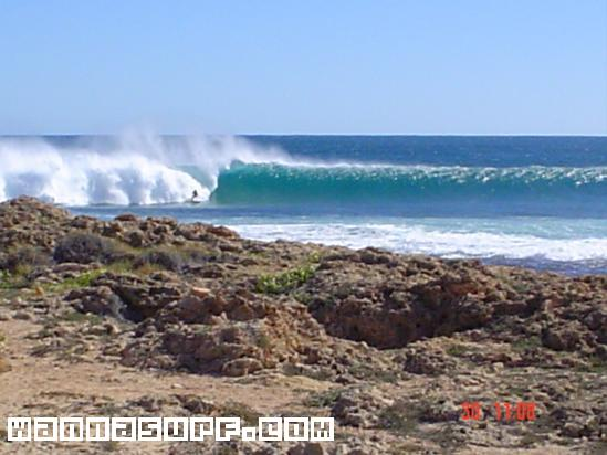 Red Bluff Surfing In North West Australia Wannasurf