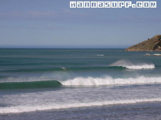 Gore New Zealand  city photo : Gore bay Surfing in NE Coast, New Zealand WannaSurf, surf spots ...