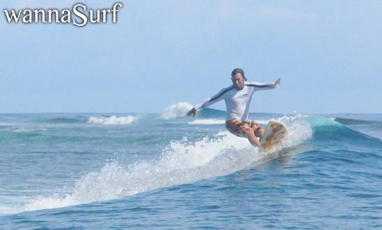 Wanna Surf Solomon Islands