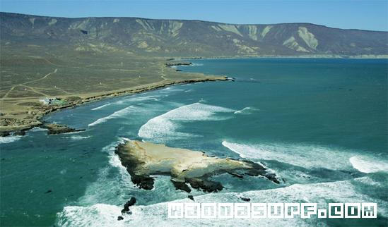 Punta San Carlos Surfing In Baja Norte Mexico Wannasurf Surf