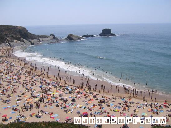 Zambujeira Do Mar Surfing In South Portugal Wannasurf