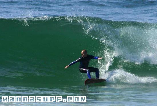 Fistral - Surfing in Cornwall West, UK - WannaSurf, surf spots atlas,