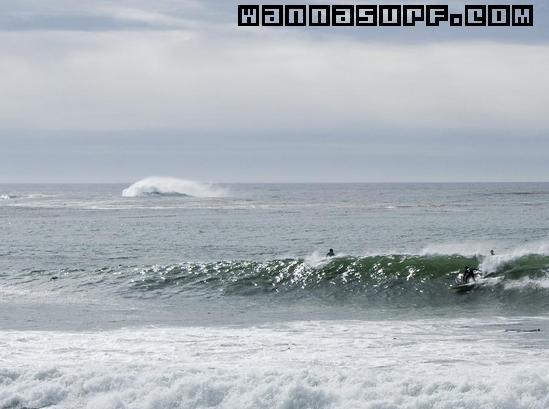 Asilomar Surfing In Monterey United States Of America