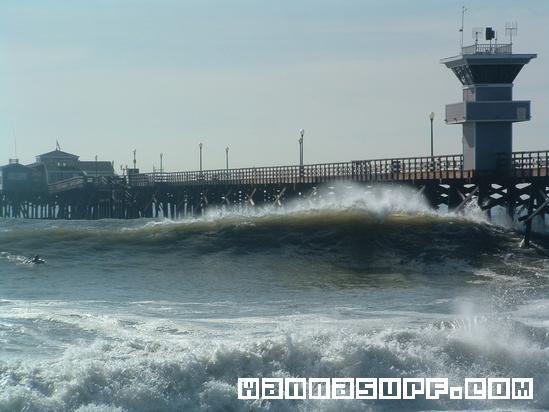 seal beach. Seal beach - Surfing in Orange