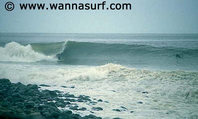 Seaside surfing in oregon north united states of for Seaside oregon fishing