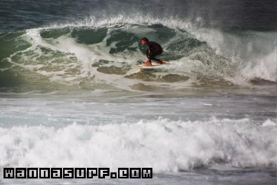 Wrightsville beach - Surfing in Southern North Carolina, United States of